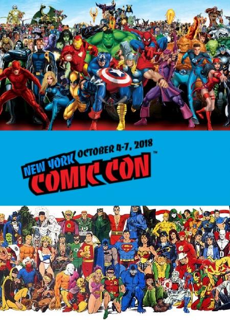 New York Comic Con 2018