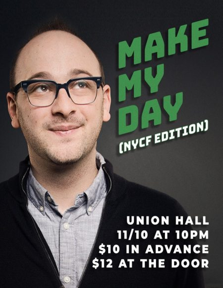 "Josh Gondelman: ""Make My Day"""