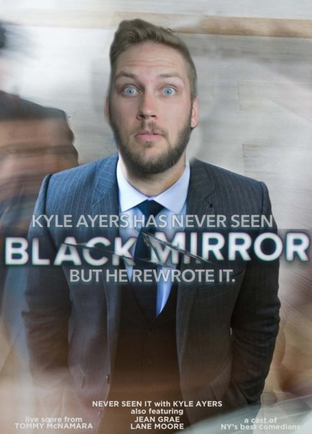 "Kyle Ayers: ""Never Seen It"""