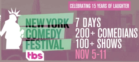 New York Comedy Festival 2018