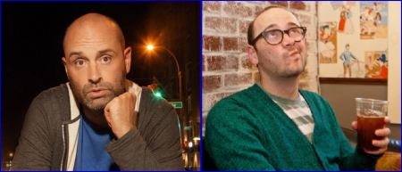 Ted Alexandro and Josh Gondelman