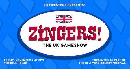 """Jo Firestone's """"Zingers"""""""