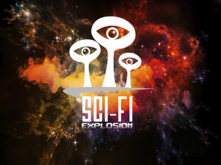 Sci-Fi Explosion