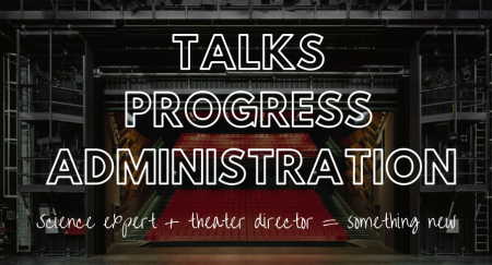 Talks Progress Administration