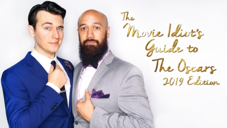 "Jeff Ronan & Matt Bovee: ""The Movie Idiot's Guide to the Oscars"""
