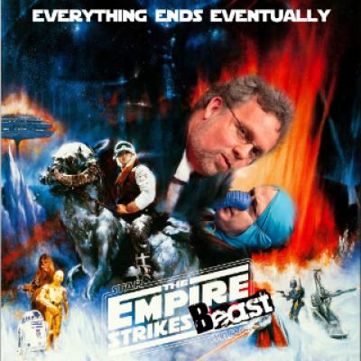 George Lucas & Watto: The Empire Strikes Beast