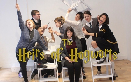 The Heirs of Hogwarts