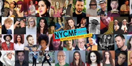 New York Comedy Music Festival 2019