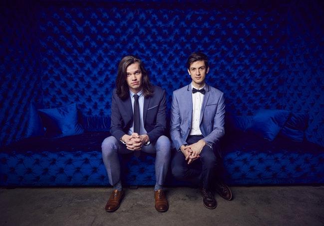 Aaron Jackson and Josh Sharp