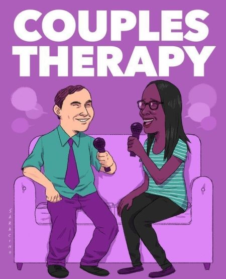 "Naomi Ekperigin & Andy Beckerman: ""Couples Therapy"""