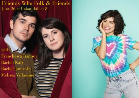 /Friends Who Folk and Melissa Villaseñor