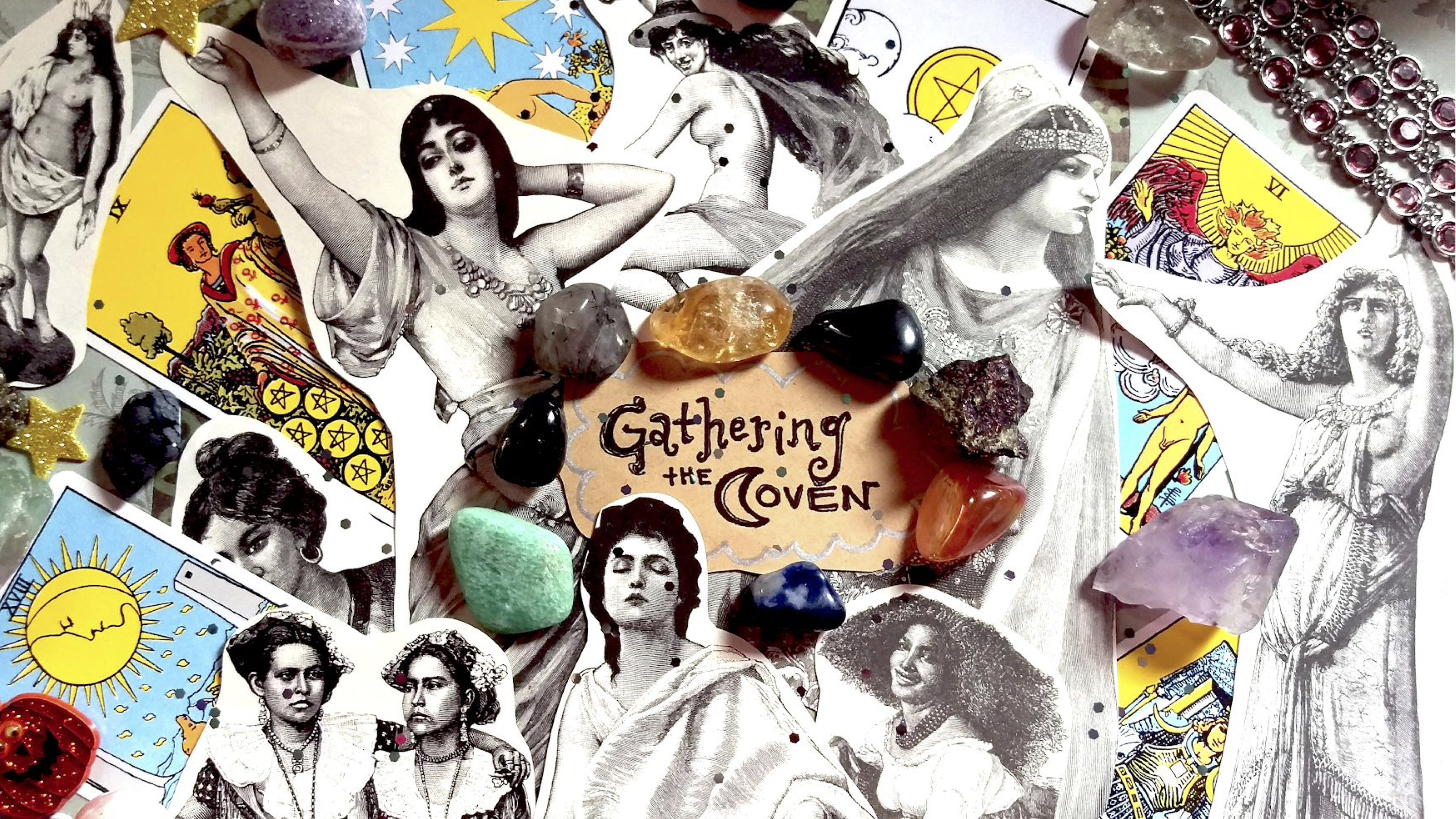 Gathering the Coven: A Talk Show for Witches