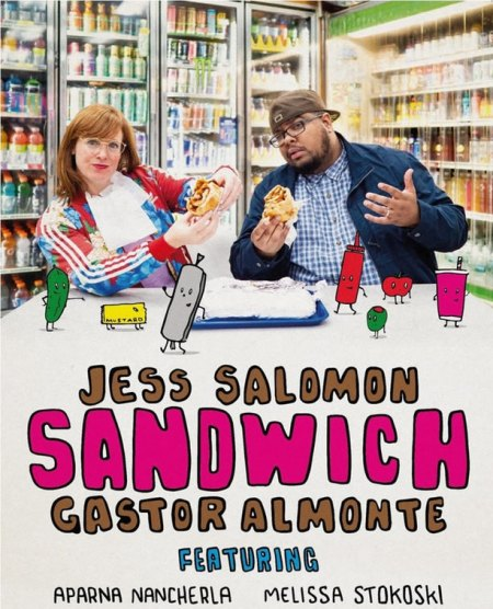 Jess Salomon & Gastor Almonte:
