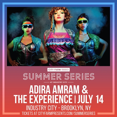 Adira Amram and the Experience