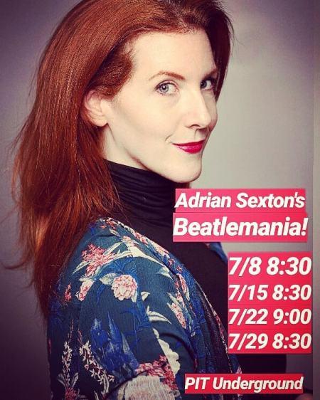 Adrian Sexton's Beatlemania