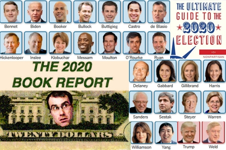 David Lawson's 2020 Book Report