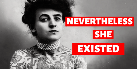 Nevertheless She Existed