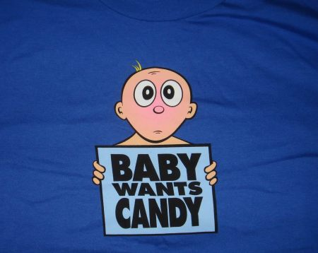 Baby Wants Candy musical improv