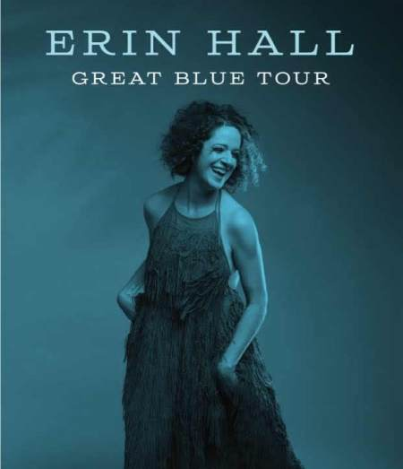 "Erin Hall: ""Great Blue"""