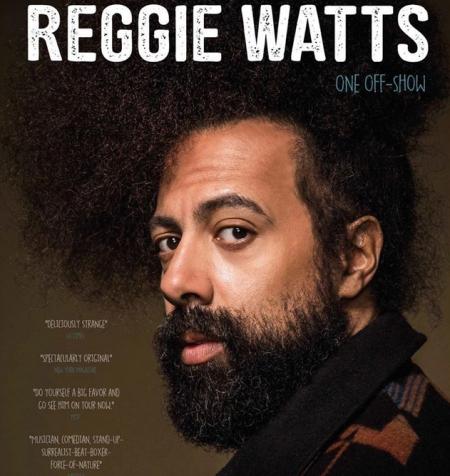 Reggie Watts 15