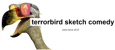 Terrorbird sketch comedy