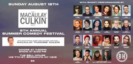 The Macaulay Culkin Show