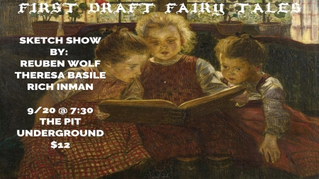 First Draft Fairy Tales