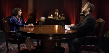 """Good Talk With Anthony Jeselnik"" with guest Kristen Schaal"