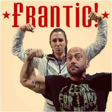 "Kerryn Feehan and Aaron Berg: ""Frantic Mondays"""
