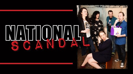 National Scandal sketch comedy