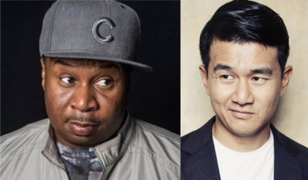 Roy Wood Jr and Ronny Chieng