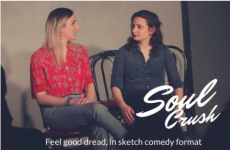 "Marissa Stuart & Laura Merli: ""Soul Crush Comedy"""
