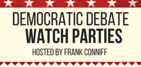 Democratic Debate Watch Party: CNN Edition