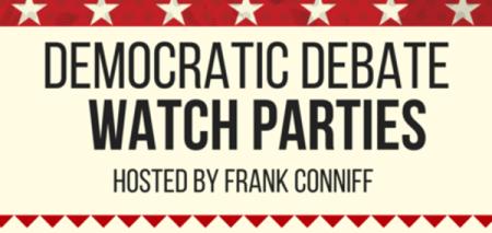 Democratic Debate Watch Party: CNN Edition