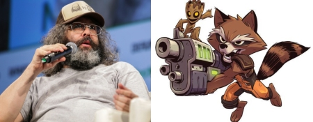 Judah Friedlander and Guardians of the Galaxy
