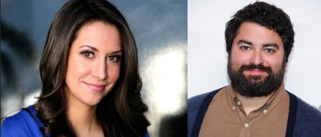 Rachel Feinstein and Sean Patton