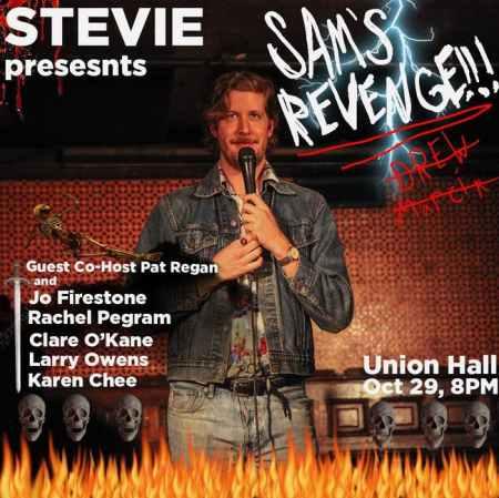 Stevie Presents