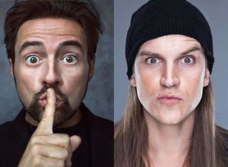 Kevin Smith & Jason Mewes: