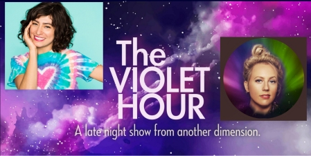 """The Violet Hour ""with Villaseñor and More"