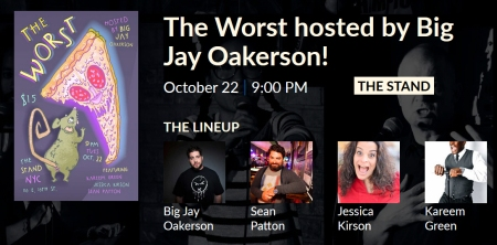 The Worst with Jay Oakerson