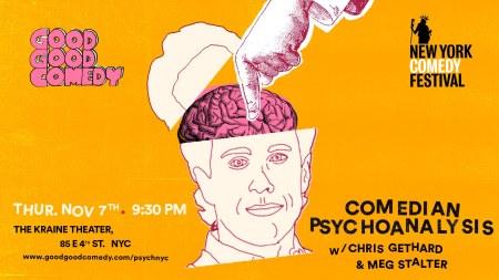 Comedian Psychoanalysis