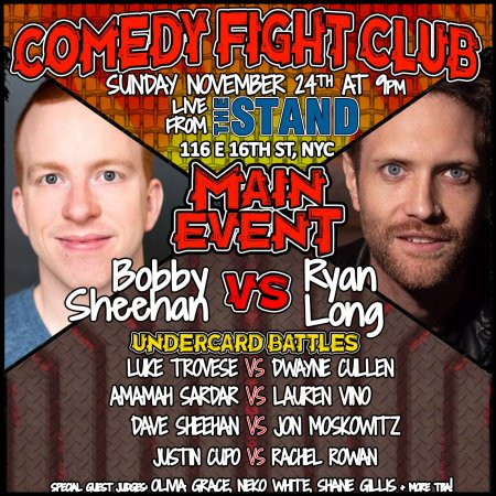 Comedy Fight Club