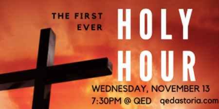 "Mike Zakarian: ""Holy Hour"""