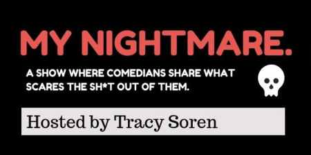 "Tracy Soren: ""My Nightmare"""