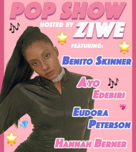 "Ziwe Fumudoh: ""Pop Show"""
