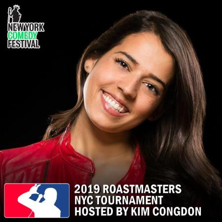 Roastmasters NYC Tournament 2019