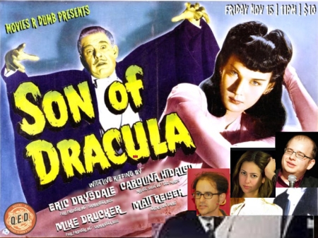 "Movies R Dumb: ""Son of Dracula"""