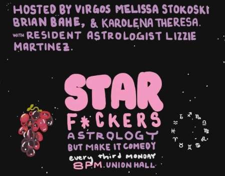 Star F*ckers: Astrology, But Make It Comedy