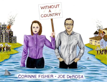 Corinne Fisher and Joe DeRosa: