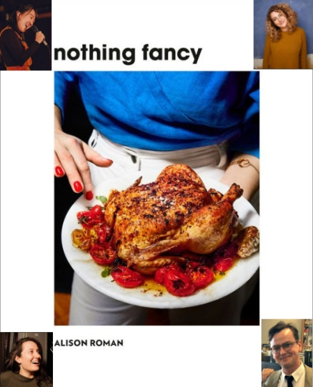 "Book Club: ""Nothing Fancy"""